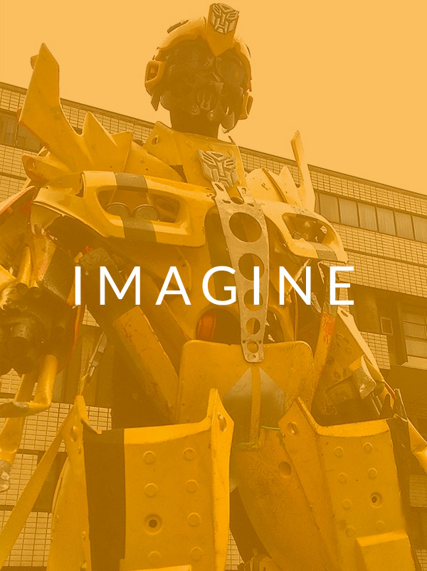 Orange – imagine